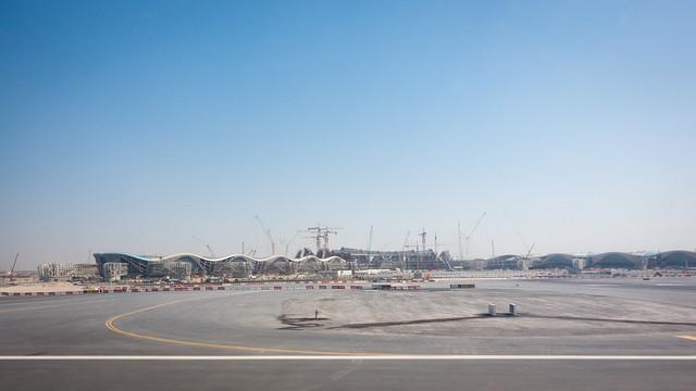 New Abu Dhabi terminal