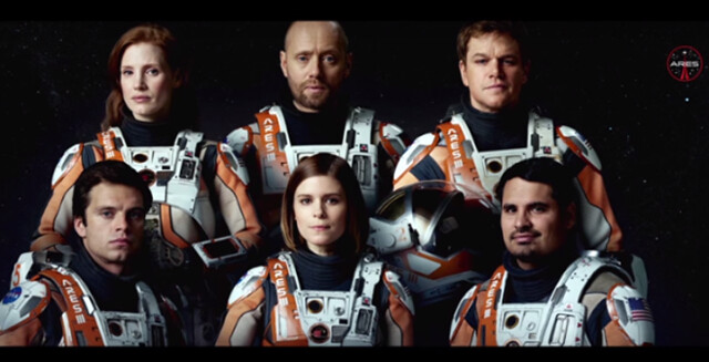 the-martian-cast