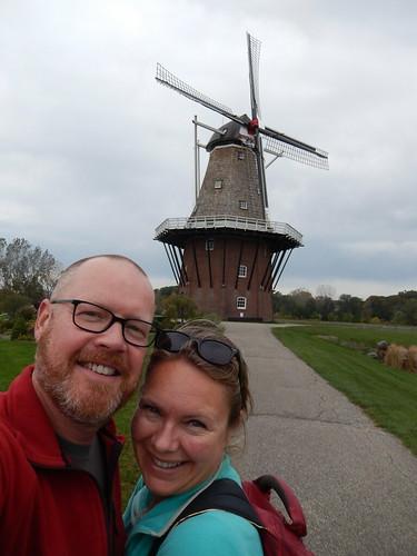 Holland - molen DeZwaan
