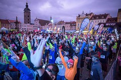 Noční běžecký závod rozzáří opět po roce centrum Olomouce