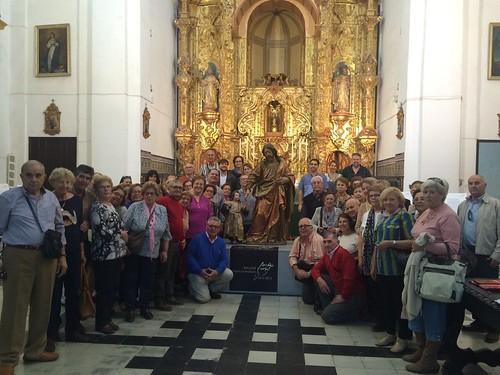 Visita a Fuentes de Andalucía dentro del programa Conoce tu provincia