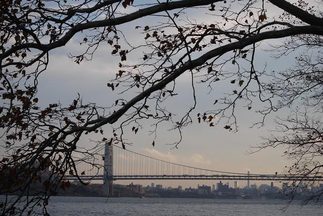 日, 2015-11-01 16:18 - George Washington Bridge