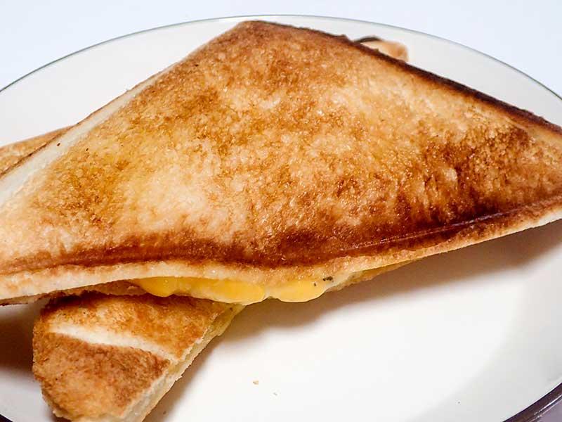 ハサミヤ-グリルドチーズ
