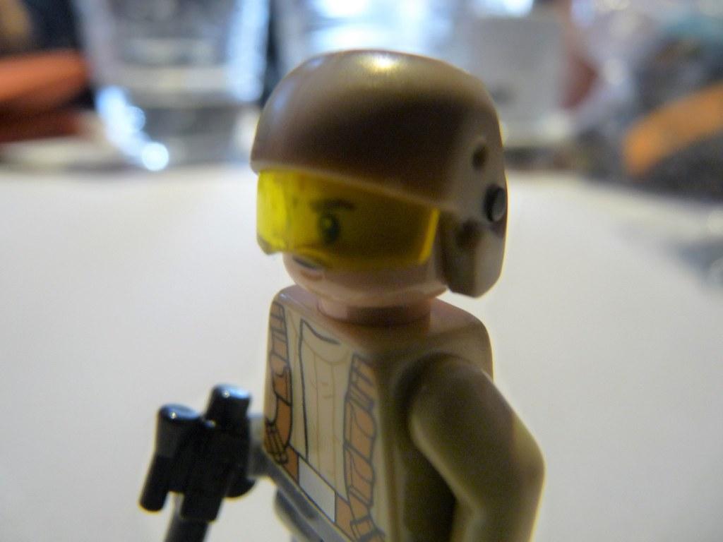 Lego Star Wars 2016 Ressistance Soldier 75131