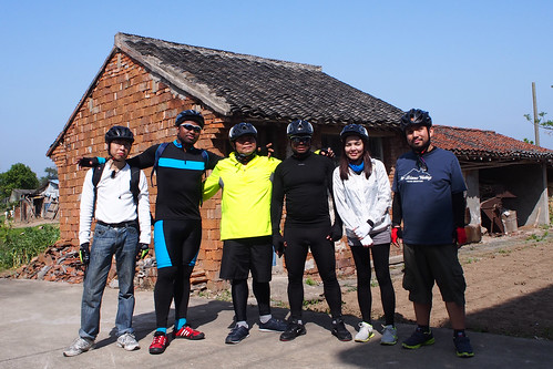 Chongming Island Group Ride