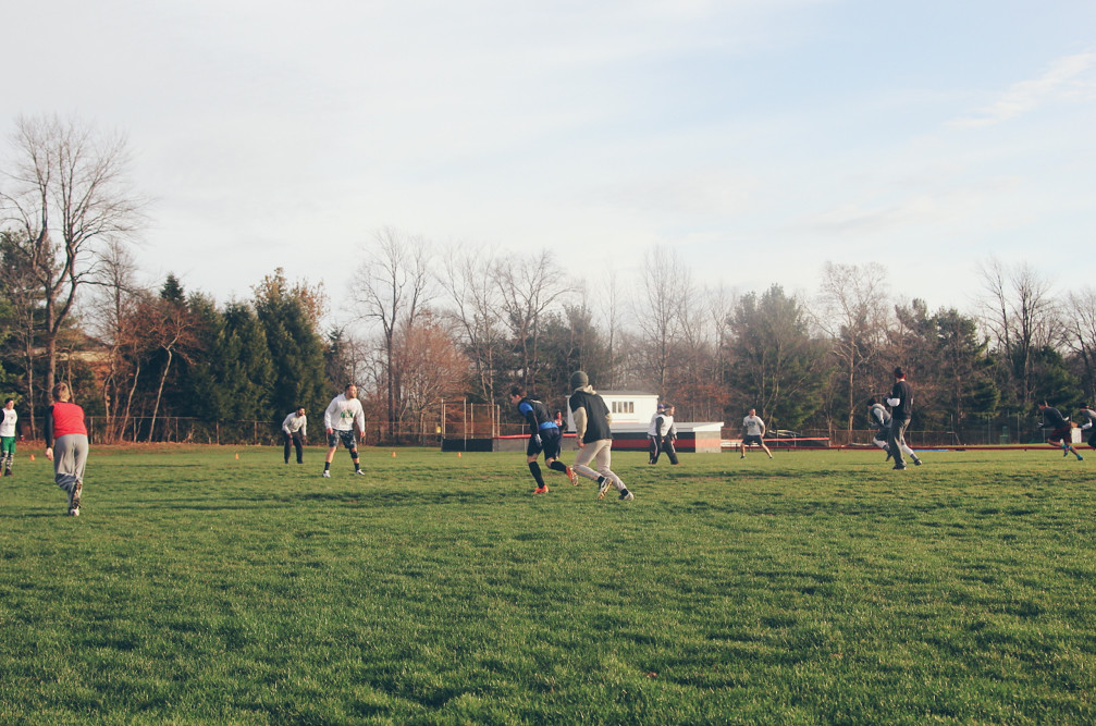 Turkey Bowl 2015