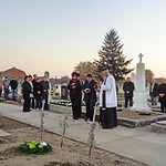 Totengedenken auf dem Sauerländer Friedhof an Allerheiligen 2015