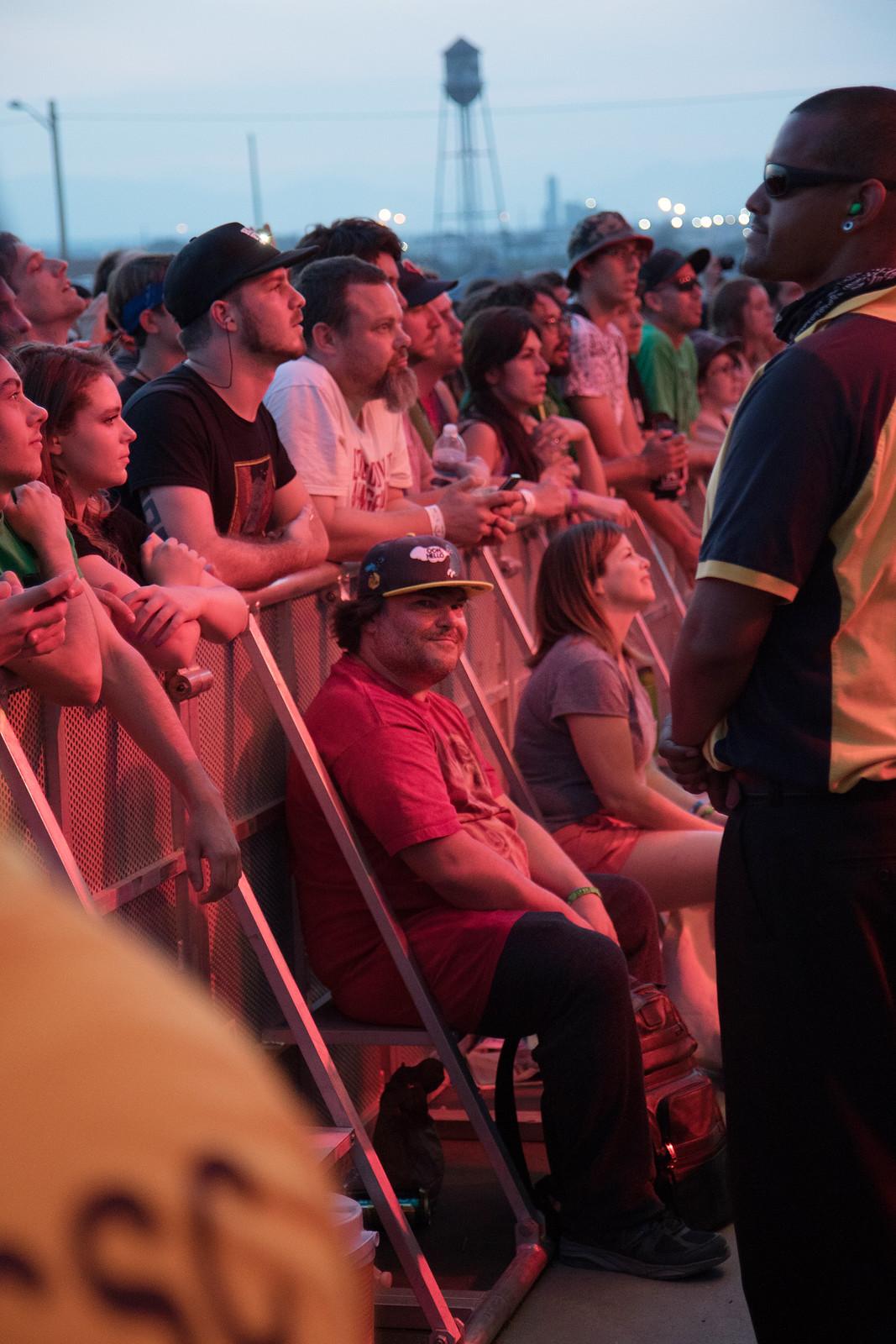 Riot Fest 2015 Day 2 - Jack Black