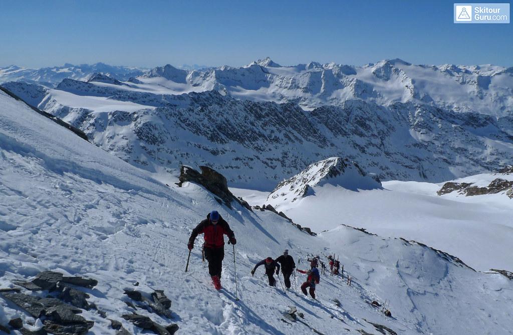 Hinterer Seelenkogel Ötztaler Alpen / Alpi Venoste Österreich foto 17