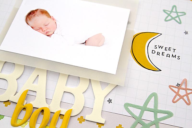 Alex Gadji - Sweet Dreams Baby Boy closeup2