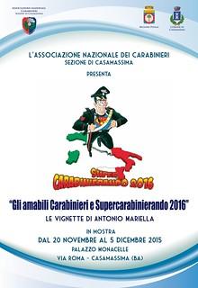 Calendario Carabinieri Dove Si Compra.Supercarabinierando 2016 E Il Nuovo Calendario Satirico Dell