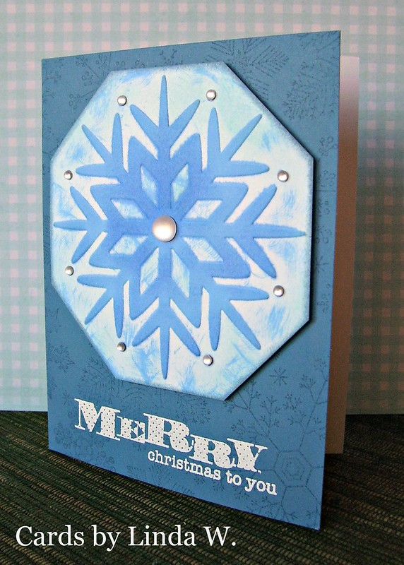 Merry Snowflake