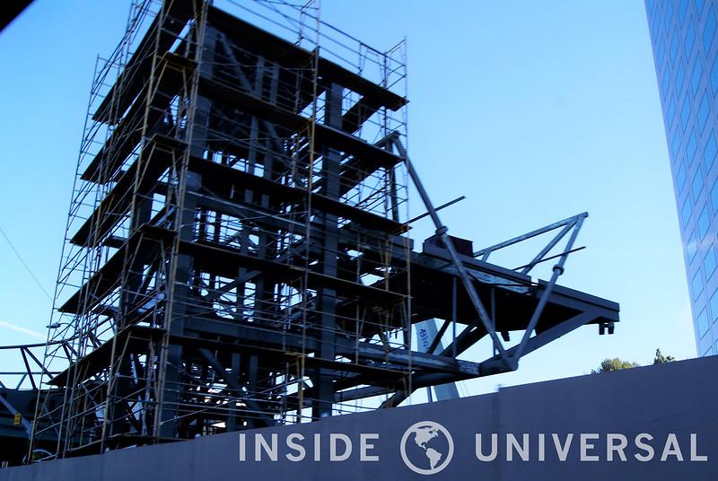 Photo Update: December 19, 2015 - Universal Studios Hollywood - Lankershim