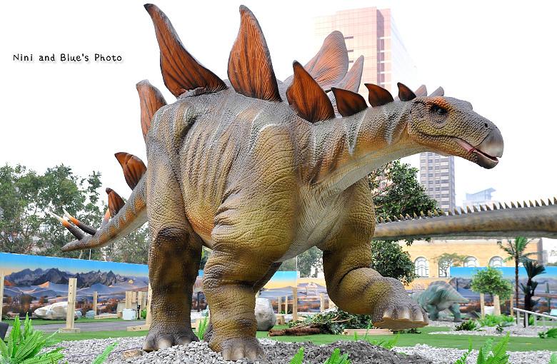 台中恐龍展14