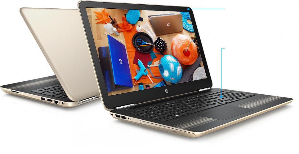 HP PAVILION LAPTOP mới nhất tích hợp chip Kaby lake và Windows 10 bản quyền của Microsoft - 162309