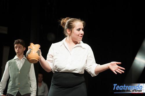 Teatrando 2016-La Brocca Rotta