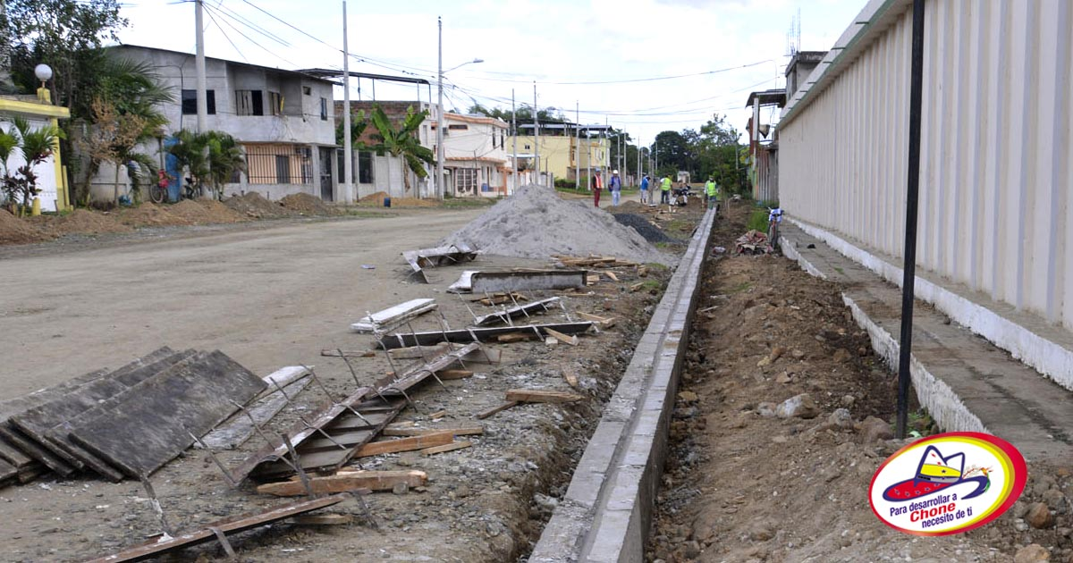 En San Rafael iniciaron trabajos en una calle