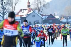 Rekordní Karlovskou 50 ovládl Daniel Máka. Mezi ženami zvítězila Kamila Bořutová