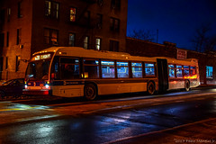 MTA Regional Bus Nova Bus LFS Smart Bus Artic (Model LF60102) #5439