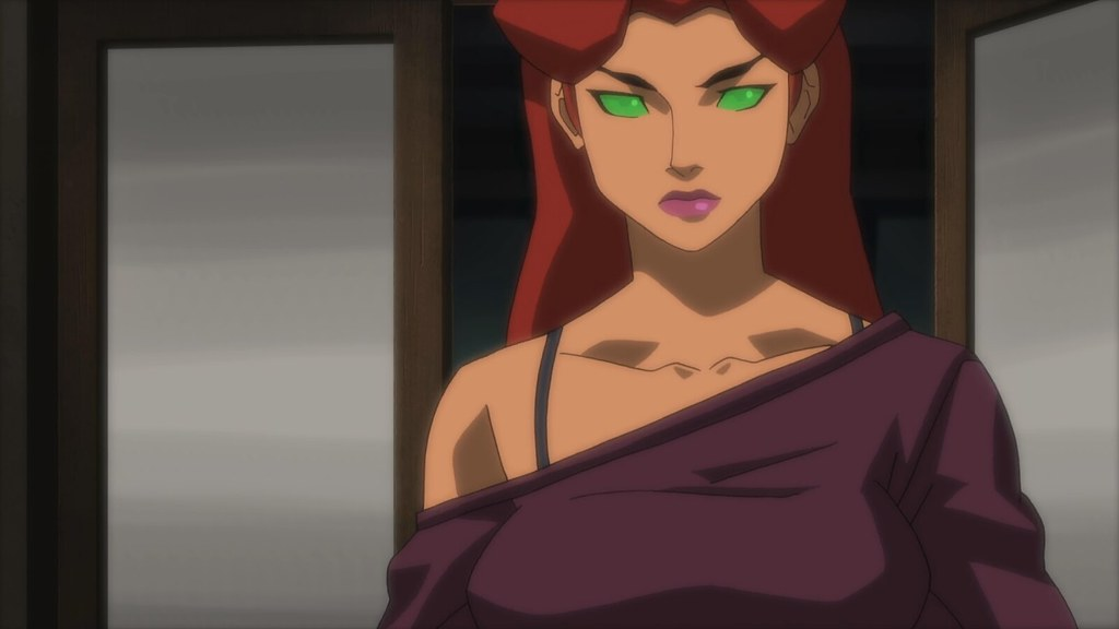 Starfire In Justice League Vs Teen Titans  Solidsmax -1105