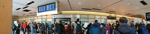 Rally @ Logan Airport