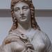 Statua di Iside, Museo Nazionale Romano alle terme di Diocleziano, Roma by jacqueline.poggi