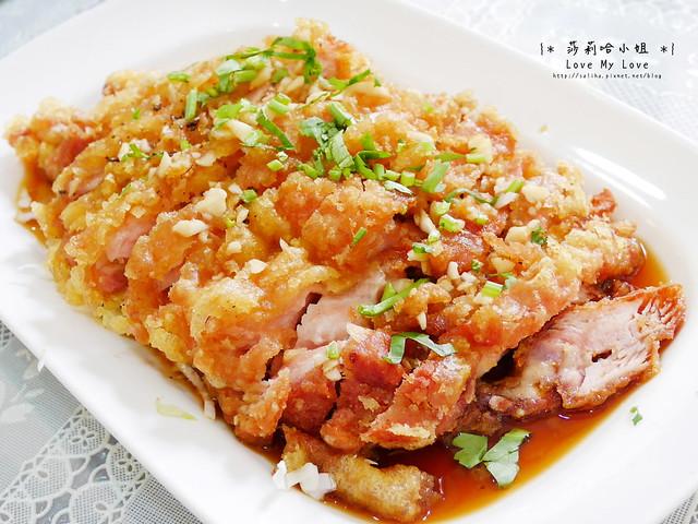 新店大坪林泰式料理餐廳推薦宮宴小館雲泰料理 (9)