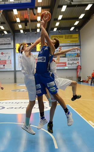 Grande Finale Fribourg Académie U16m -  Swiss Central Basket 12