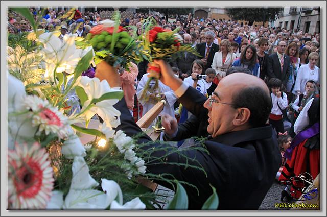Briviesca en Fiestas 2.015 Procesión del Rosario y canto popular de la Salve (19)