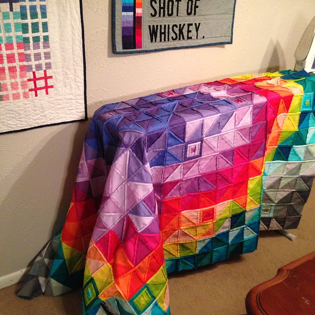 24 Years Quilt