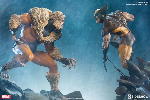 Sabertooth and Wolverine 2015