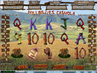 Hillbillies Cashola slot game online review