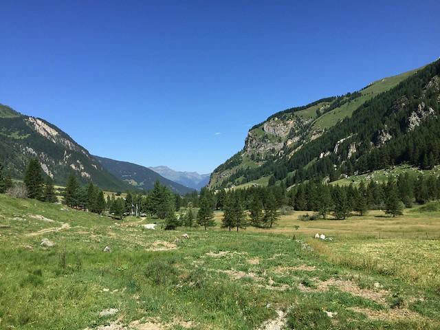 GR5 vallée de Peisey