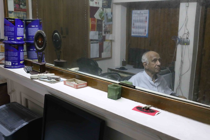 Mission Delhi – S.M. Yunus Jaffery, Ganj Mir Khan