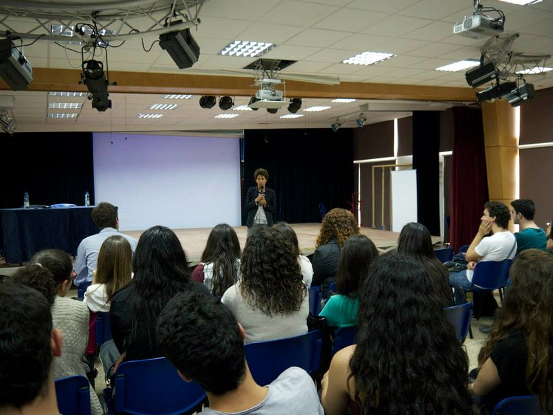 AE Workshop with high school students - Rabat - Morocco