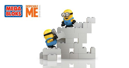 Mega Blocks Minions 00a