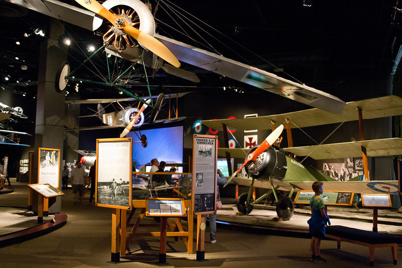 Planes at War @ The Museum of Flight, Seattle, WA