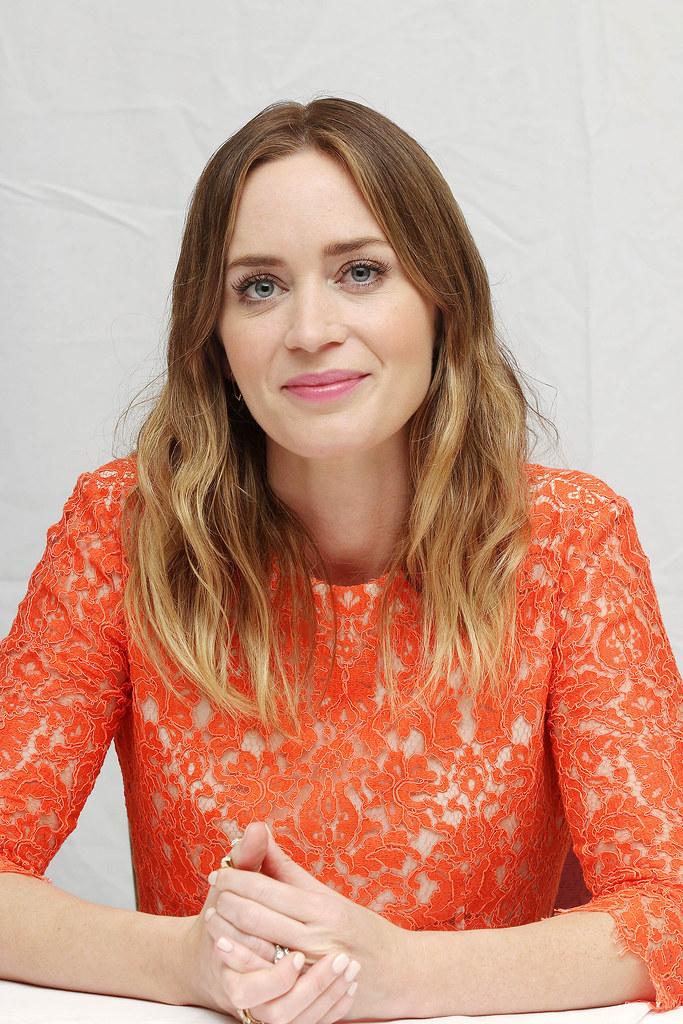 Эмили Блант — Пресс-конференция «Наёмница» на «TIFF» 2015 – 20