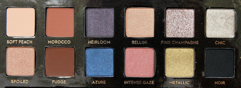 Anastasia shadow couture palette3