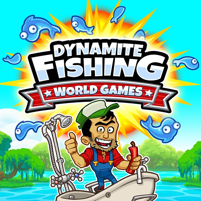 Us playstation store update september 29th 2015 ps3 for Ps3 fishing games