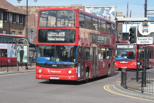 East London 18466 LX55EPU