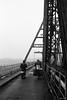 Cầu Long Biên 1 ngày đông. by Long Kurt