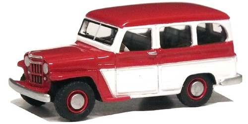 BoS Willys Jeep Station Wagon