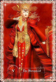 The Tarot - Hierophant