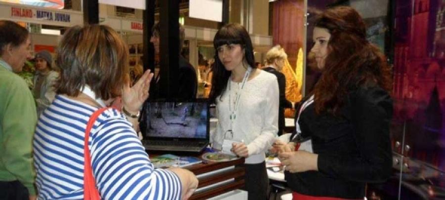 Курорты Краснодарского края представлены на выставке в Финляндии