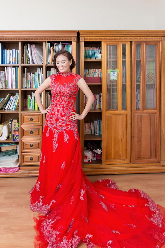 台南婚攝 麻豆國小禮堂 (9)