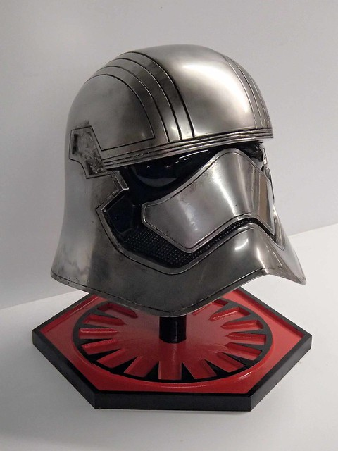 Finished Phasma Helm Front Right