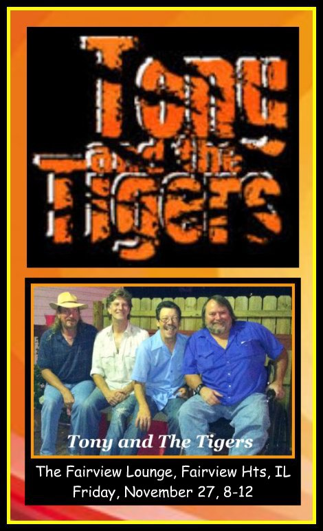 Tony and The Tigers 11-27-15