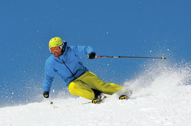Test lyží - SNOWtest 2015/16 - Slalomky