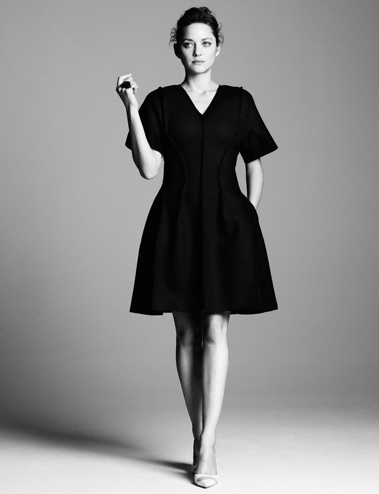 Марион Котийяр — Фотосессия для «Dior» 2015 – 1